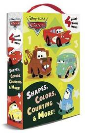 Shapes, Colors, Counting & More! by Rh Disney
