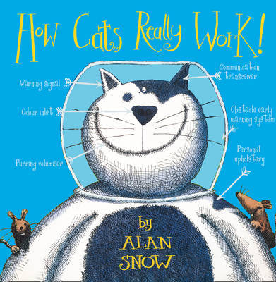 How Cats Really Work by Alan Snow image