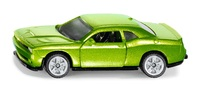 Siku: Dodge Challenger (SRT Hellcat) - Diecast Vehicle