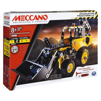 Meccano: Excavator Construction Set image