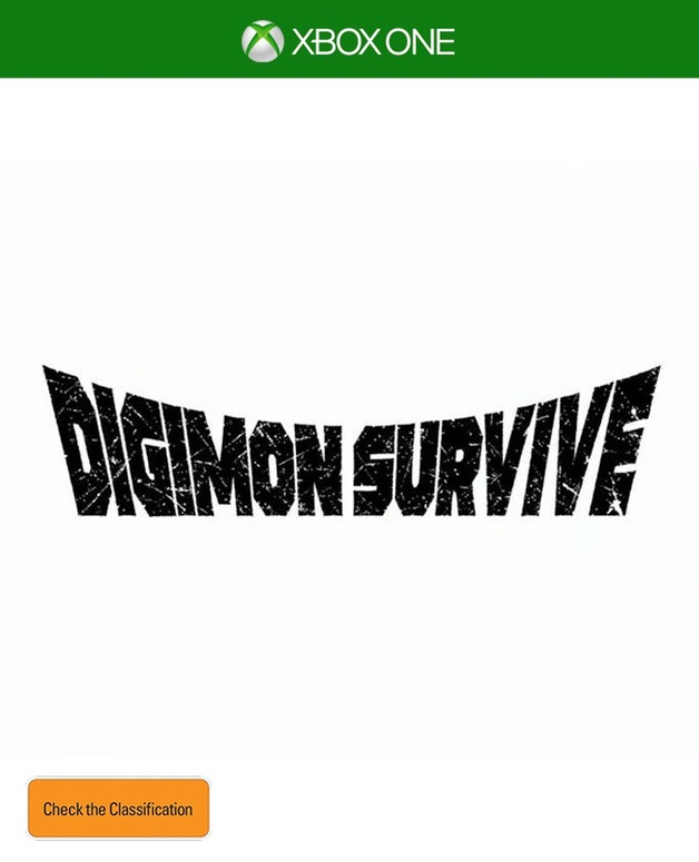 Digimon Survive for Xbox One