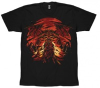 "Dark Souls T-Shirt ""Dragon"", S"