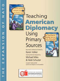 Teaching American Diplomacy by Heidi Schuster image