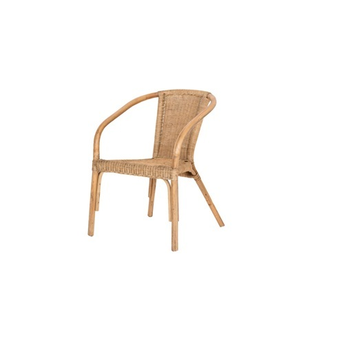Doris Rattan Chair