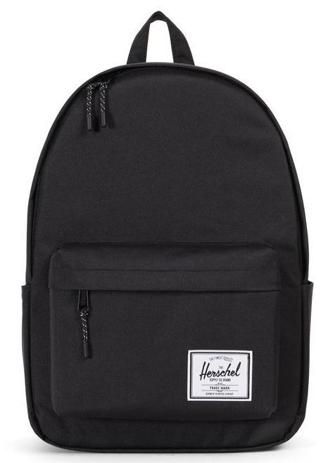 Herschel Supply Co: Classic X-Large - Black