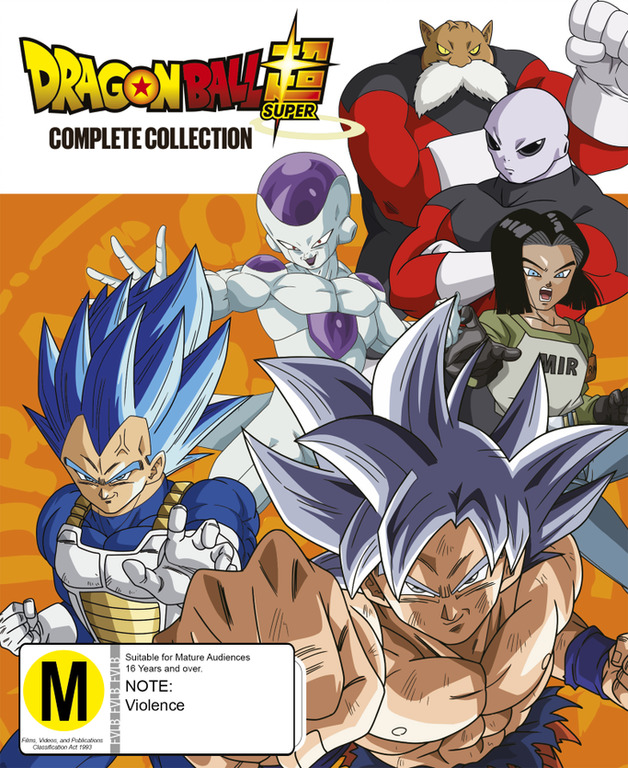 Dragon Ball Super - Complete Collection on Blu-ray