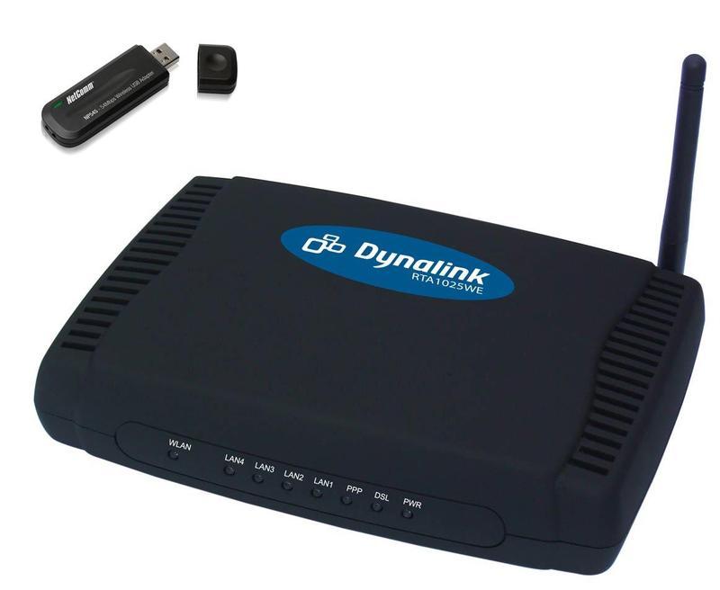 DYNALINK WLAN USB ADAPTOR WLG25USB 64BIT DRIVER DOWNLOAD