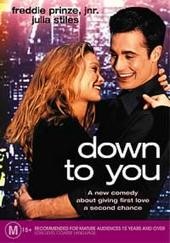 Down To You on DVD