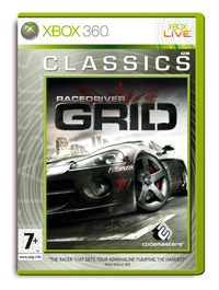 Race Driver: Grid (Classics) for X360