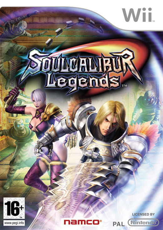 Soul Calibur Legends for Nintendo Wii image
