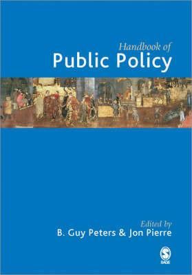 Handbook of Public Policy
