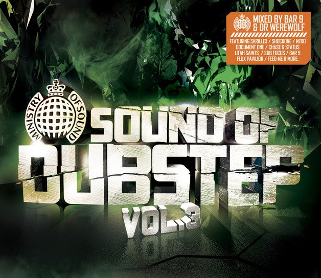 Ministry of Sound - Sound of Dubstep Volume 3 (2CD) by Ministry Of Sound