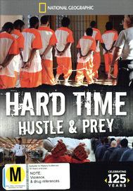 National Geographic: Hard Time - Hustle & Prey on DVD