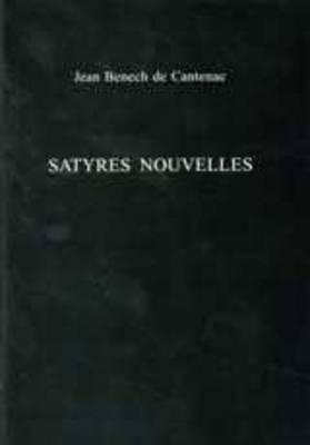 Satyres Nouvelles by Jean Benech De Cantenac image