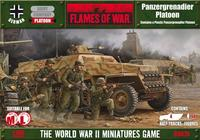 Flames of War - Panzergrenadier Platoon