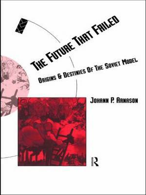 The Future That Failed by Johann Pall Arnason image