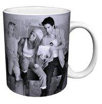 Friends Over New York Mug (325ml)