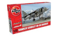 Airfix Kitset - Military Aircraft 1:72 - BAE AV8A Harrier