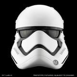 Star Wars: First Order Stormtrooper Helmet - Prop Replica