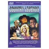 Various: Country Legends on DVD