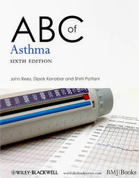 ABC of Asthma by John Rees image