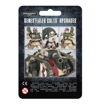 Warhammer 40,000 Genestealer Cults Upgrades