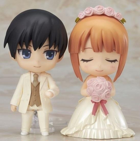 Nendoroid More: Dress-Up Wedding Accessory - Blindbox image