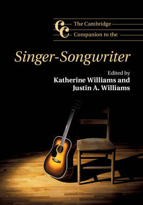 The Cambridge Companion to the Singer-Songwriter image