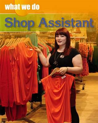 What We Do: Shop Assistant by James Nixon image
