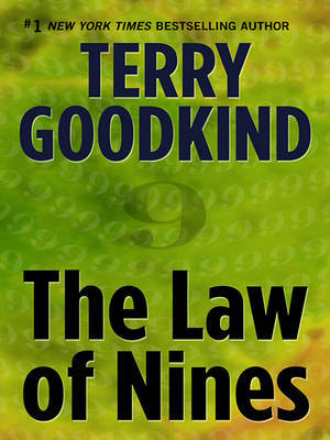 The Law of Nines by Terry Goodkind image