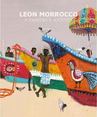 Leon Morrocco by Edward Lucie-Smith
