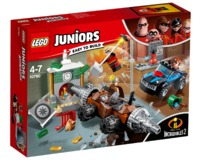 LEGO Juniors - Underminer Bank Heist (10760)