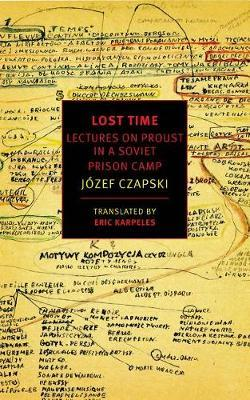 Lost Time by Jozef Czapski image