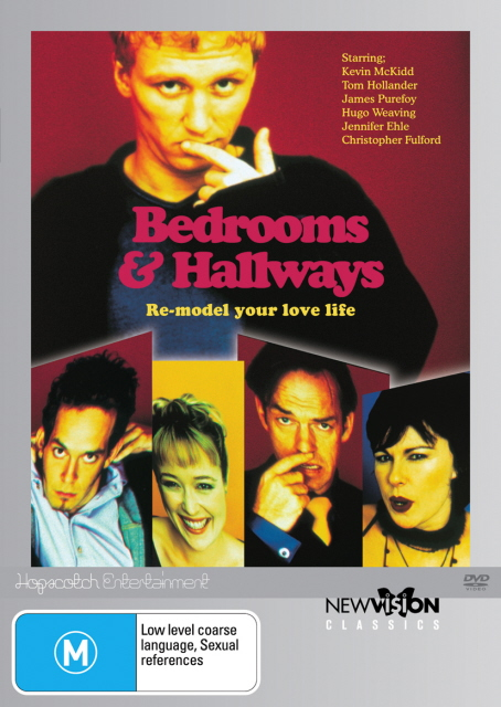 Bedrooms And Hallways on DVD image