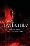 Invincible (Chronicles of Nick #2) (UK TP) by Sherrilyn Kenyon