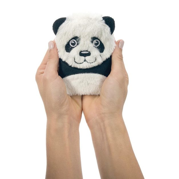 Pocket Hotty with Plush Panda Cover