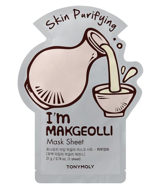 Tonymoly - I'm Makgeolli Mask Sheet