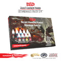 Army Painter D&D Underdark Paint Set