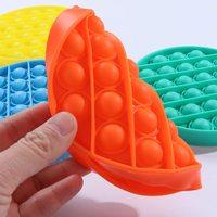 Popit: Fidget Toy - Circle (Assorted)