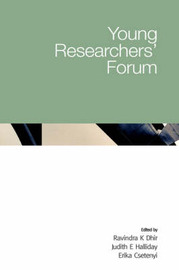 Young Researchers' Forum by Ravindra K. Dhir