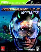 Mech Assault 2 - Prima Official Guide for Xbox