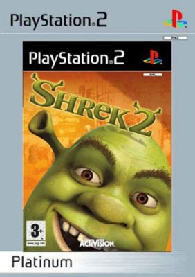 Shrek 2 (Platinum) for PlayStation 2 image
