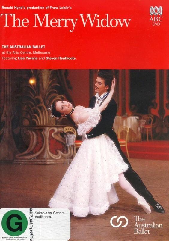 Opera Australia - The Merry Widow on DVD