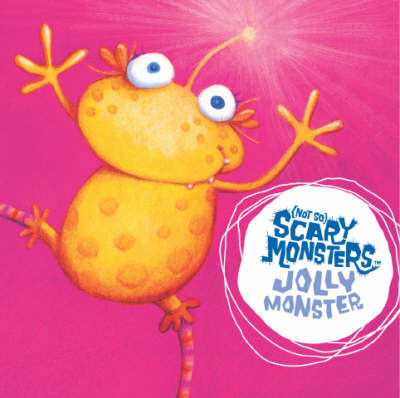 Jolly Monster by Kate Eager