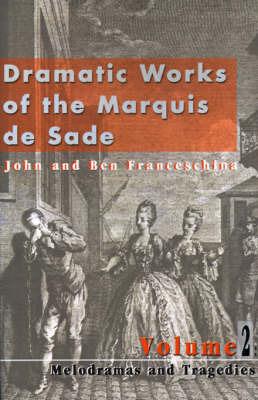 Melodramas & Tragedies by John Franceschina (Pennsylvania State University)