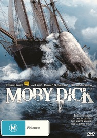 Moby Dick on DVD