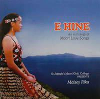 E Hine by St Joesph's Maori Girl's College