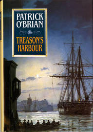 Treason's Harbour by Patrick O'Brian image