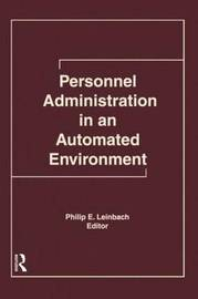 Personnel Administration in an Automated Environment image