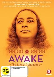 Awake: The Life of Yogananda on DVD image